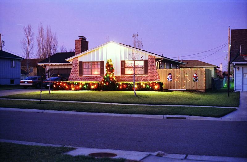 1990 Topeka, KS Christmas - 4