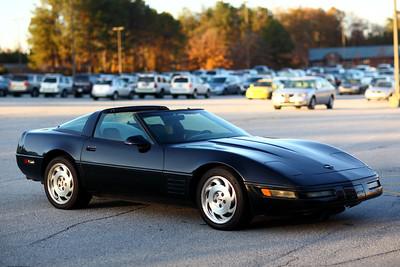 1994 Chevrolet Corvette -Sold