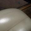 cracks or wrinkles over perforation