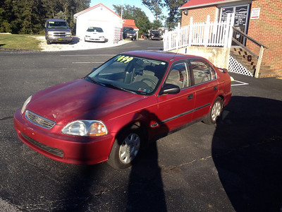1998 Honda Civic 4 door