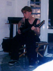 g-HosT On Guitar