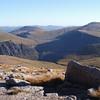 Loch Etchachan from Cairn Gorm 9 Sept 04