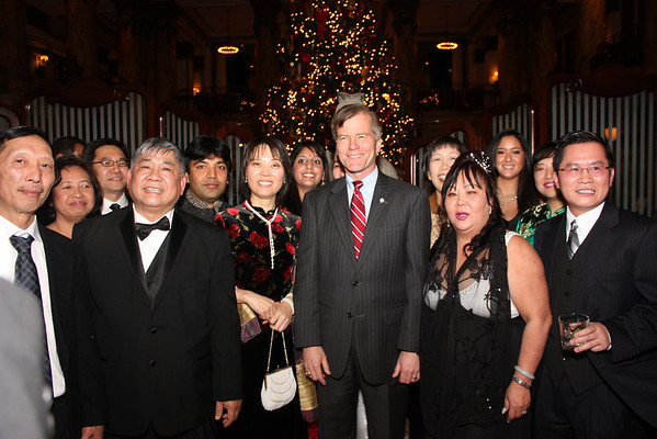 1st ANNUAL ASIAN CHAMBER GALA 2009