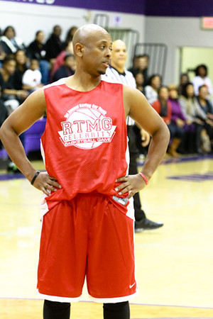 1st Annual Saving Our Youth Celebrity Basketball Game