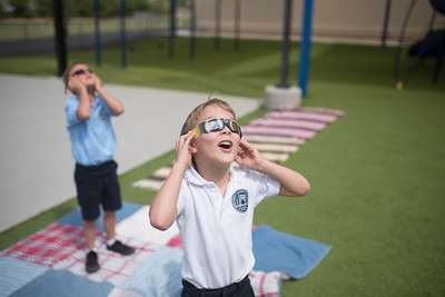 1st Grade Eclipse