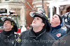 CFD Fireman Tony Guerrieri (foreground)