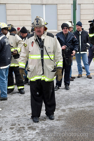 Steadfast, intrepid CFD Catholic Chaplain Father Tom Mulcrone, always ready with encouragement, humor, and support of victims, and his beloved boys and girls of the CFD.