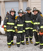 CFD Fireman Tony Guerrieri (L)<br /> Please send other names if you have them...