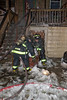 2-11 alarm at 1915 S. Homan 1/11/09 With back to you. FF Paul Mendyk - E107
