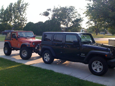 2 Jeep Family