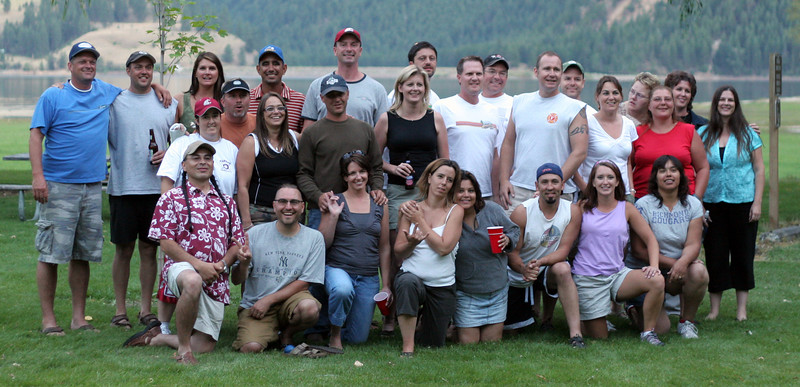 20 Year Reunion - Omak High School Class of 1987