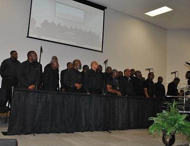 200 Men In Black Celebration 2017