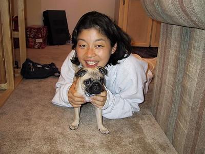[2000-04-01] Piglet's First Week