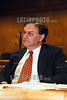 Uruguay : Ministro de Economia Alberto Bension/ Minister of Economy Alberto Bension . / Minister von Wirtschaft Alberto Bension.     (FILM)    © Fernando Pena/LATINPHOTO.org