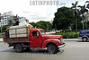 Cuba : Camion de mudanzas . / Truck of movings. / Transportauto - Mobilität  © CubaImagen/LATINPHOTO.org