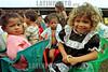 Nicaragua : Ninos con sus asientos en el refugio de Tipitapa 30 kilometros al este de Managua, unas  2,500 .    00 personas se mantienen en diferente refugios del pais, Un estado de desastre natural fue decretado ayer por el Gobierno de Nicaragua / Nicaragua: evacuated. children / Nicaragua: Kinder in den von Ueberschwemmungen betroffener Gemeinde Tipitapa .<br /> © Mario Lopez/LATINPHOTO.org