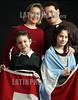 Argentina : repatriarse  / Argentina: repatriate / Argentinien: Aus Argentinien in die Schweiz zuruckgekommen: Miguel und Marie-Therese  Silva - Scharer mit den Kindern Diana und Patricio.  <br /> <br /> © Patrick Lüthy/LATINPHOTO.org