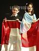 Argentina : repatriarse  / Argentina: repatriate / Argentinien: Aus Argentinien in die Schweiz zuruckgekommen: Die Kinder von Miguel und Marie-Therese Silva - Scharer, Diana und Patricio.  <br /> <br /> © Patrick Lüthy/LATINPHOTO.org