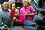 Buenos Aires - Argentina : Ahorristas y jubilados en una manifestacion  / Argentina - Buenos Aires: protest.  old age pensioner / Argentinien - Buenos Aires: Pension�re protestieren. Rentne ...