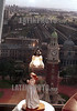 """Argentina - Buenos Aires :  mu""""ecas de porcelana realizadas por artesanos argentinos. Al fondo la estacion terminal de trenes de Retiro, Torre de los Ingleses. /  Argentina: porcelain wrists made by Argentine craftsmen. To the bottom the terminal station of trains Retiro. Tower """"de los Ingleses"""". / Argentinien: Porzellanhandgelenke gebildet von Argentinien Handwerkern. Im hintergrund End-Bahnstation Retiro. Turm """"Torre de los Ingleses"""".<br /> ©  Susana Mule/LATINPHOTO.org"""