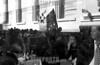 Argentina :  Reclamo campesino indigena por las calles de Buenos Aires. / Peasant demonstration through Buenos Aires streets, Argentina, October 2008. / Argentinien: Indigenas demonstrieren in Buenos Aires für ihre Rechte. (B/W) ©  Andres Lofiego/LATINPHOTO.org