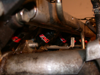RC Engineering 550cc injectors