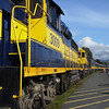 Train at Seward