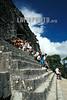 Guatemala :  Piramides Maya en Tikal . ruinas. arqueologia. templo VI. / Guatemala : Maya Pyramids in Tikal. ruins. archaeology. / Guatemala : Maya Pyramiden bei Tikal. Ruinen. Grabstätte der Maya - Kultur.<br /> © Alvaro Gaviria/LATINPHOTO.org<br /> (NO ARCHIVAR-NO ARCHIVE-ARCHIVIERUNG )