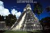 Guatemala  : Piramides Maya en Tikal . ruinas. arqueologia. templo I. / Guatemala : Maya Pyramids in Tikal. ruins. archaeology. / Guatemala : Maya Pyramiden bei Tikal. Ruinen. Grabstätte der Maya - Kultur.<br /> © Alvaro Gaviria/LATINPHOTO.org<br /> (NO ARCHIVAR-NO ARCHIVE-ARCHIVIERUNG )