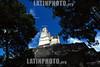 Guatemala  : Piramides Maya en Tikal . ruinas. arqueologia. templo II./ Guatemala : Maya Pyramids in Tikal. ruins. archaeology. / Guatemala : Maya Pyramiden bei Tikal. Ruinen. Grabstätte der Maya - Kultur.<br /> © Alvaro Gaviria/LATINPHOTO.org<br /> (NO ARCHIVAR-NO ARCHIVE-ARCHIVIERUNG )