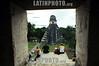 Guatemala : Piramides maya en Tikal . ruinas. arqueologia. templo II al fondo, el temple I. / Guatemala: Maya Pyramids in Tikal. Tikal. ruins. archaeology. / Guatemala: Ruinen bei Tikal.<br /> © Alvaro Gaviria/LATINPHOTO.org<br /> (NO ARCHIVAR-NO ARCHIVE-ARCHIVIERUNG )