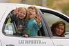 Mexico - Toluca  : A un dia de que concluya el periodo vacacional de Navidad vacacionistas iniciaron el retorno a sus hogares observandose incrementado el aforo vehicular en las autopistas Morelia-Toluca y Toluca-Mexico . / Mexico : Traffic. / Mexiko: Gebührenpflichtige Autobahn. Strasse. Autos. Verkehr. Mutter. Kinder.<br /> © Mario Vazquez de la Torre/MVT/LATINPHOTO.org