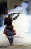 Mexico : Inicio el carnaval de huejotzingo puebla en donde se queman toneladas de polvora detonada en rusticos arcabuses y los trajes tipicos se entrelazan con la modernidad . turismo. / Mexico: carnival in Huejeotzingo. customs and traditions. / Mexiko: Karneval in Huejeotzingo. Fasnacht. Umzug. Männer tragen Masken. Brauchtum. Tourismus.<br /> © Juan Carlos Rojas/LATINPHOTO.org