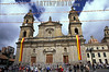Colombia : Catedral De Bogota D .C. / Colombia: cathedral. / Kolumbien: Kathedrale in Bogota. Kolonialarchitektur. © Alvaro Gaviria/LATINPHOTO.org