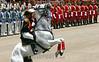 Venezuela (24/06/2003): Desfile militar en el Dia del Ejercito Venezolano en el Campo de Carabobo . Fuerzas Armadas. Politica. Sociedad. caballos. Jinetes. / Venezuela : Militar Parade in the Day of the Venezuelan Army celebrated in the Field of Carabobo. Horses. Riders. Soldiers. / Venezuela : Truppenparade in  Campo de Carabobo. Tag der Armee. Militärparade.<br /> ©  Enrique Hernandez/LATINPHOTO.org<br /> (NO ARCHIVO NO ARCHIVE-ARCHIERUNG VERBOTEN!)