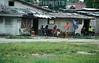 Cuba : casas en el campo . pobreza. / Cuba : rural houses. / Kuba : Häuser auf dem Land. Armut. ©  Patrick Lüthy/LATINPHOTO.org