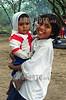 Paraguay : Ninos indigenas . Comunidad NEPOXEN del chaco paraguayo. / Paraguay : indigenous. children. Community of Nepoxen in the paraguayan Chaco. / Paraguay : Indigene ethnische Bevölkerung im Chaco. Kinder. Mädchen.<br /> ©  Amadeo Velazquez/LATINPHOTO.org