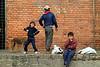 Paraguay : niÒos en el Mercado de Abasto . / Paraguay : road childs. children live on the road. poverty. / Paraguay : Strassenkinder in Asuncion.<br /> (L) ©  Martin Crespo/LATINPHOTO.org<br /> ()