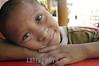 Mexico: Nino de origen maya . Estado de Yucatan , Mexico.<br /> / Mexico: Child. face. / Mexiko: Kind. Portrait. Gesicht.<br /> ©  Rolando Cordoba/LATINPHOTO.org
