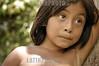 Mexico: Nina de origen maya . Chetumal , Quintana Roo. / Mexico: Child. face. / Mexiko: Kind. Portrait. Gesicht. Mädchen. ©  Rolando Cordoba/LATINPHOTO.org