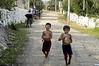 Mexico: Poblacion de origen maya en Merida , Yucatan . ninos. / Mexico: Children. / Mexiko: Indigene Kinder in Yucatan.<br /> ©  Rolando Cordoba/LATINPHOTO.org