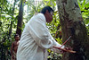 Brasil: Indios deni . Amazonas. / Brazil: Deni indians. Deni tribe indians. indigenous. ethnic minority. autochthons. / Brasilien : Deni - Indianer. Urbewohner. Ethnische Minderheit im Amazonas - Gebiet.<br /> ©  Angelo Lucas/LATINPHOT