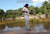 Brazil: Pescador Deni . Amazonas. / Brazil: Deni fisherman. Deni tribe indians. indigenous. ethnic minority. autochthons. / Brasilien : Deni - Indianer. Urbewohner. Ethnische Minderheit im Amazonas - Gebiet. Fischer.<br /> ©  Angelo Lucas/LATINPHOTO.org