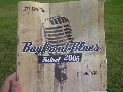 2004, 2005, 2006: Bluesfest