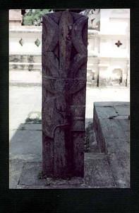 large trisul stone SHANKAR