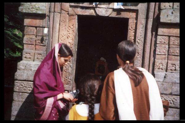 kubera temple jageswar SHANKAR