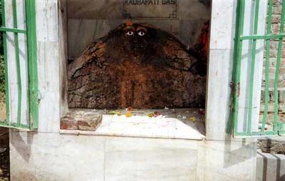 linga swayambhu vrndavan SHANKAR