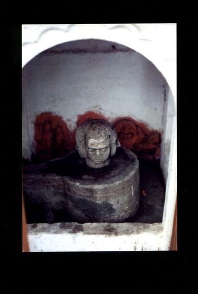 linga in cove SHANKAR