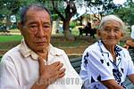 Bolivia : Don Florencio y su mujer, Dona Facunda Castedo, mayo de 2004. jubiladas. / Bolivia: Don Florencio and his wife, Dona Facunda Castedo, Concepcion. / Bolivien: Rentner in San Miguel. ...