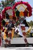 """Mexico : Da inicio la maxima fiesta del estado de Oaxaca la Guelaguetza, vocablo zapoteca que significa """"ofrenda"""" donde todas las regiones del estado se reunen en el cerro del fortin para deleitar ala gente local e internacional de los bailables unicos de cada una de sus comunidades. En la imagen las Chinas Oaxauqenas originarias de los Valles Centrales.. / Mexico: indigenous dancers during a festival in Guelaguetza. / Mexiko: Indigene Tänzer während eines Festivals in Guelaguetza. © Jorge Luis Plata/LATINPHOTO.org"""